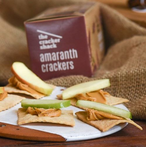 Amaranth Crackers 200g