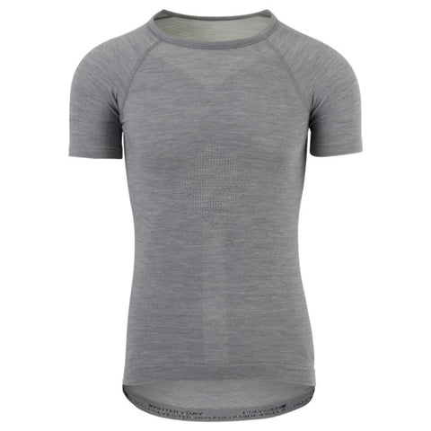 AGU JERSEY SS WINTERDAY L GREY