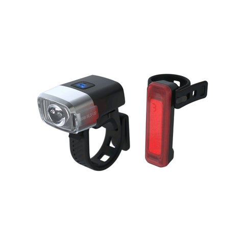 Lightset Nanostrike 400 front and Signal rear