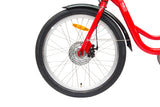 Tebco Carrier Tricycle Red