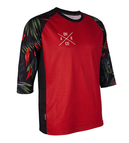 Mens 3/4 Sleeve Jersey