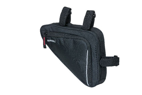 Basil Sport Design Triangle Bag 1.7L Black