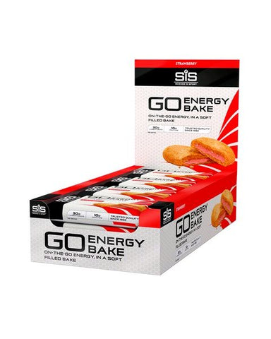 SiS GO Energy Bake Bars 50g