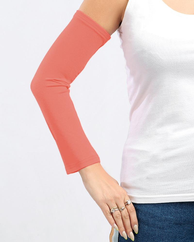 BEST SELLER IN ALL EGYPT: SLEEVES THAT FEEL LIKE SILK - MADE FROM 100% NATURAL MODAL AND LYCRA