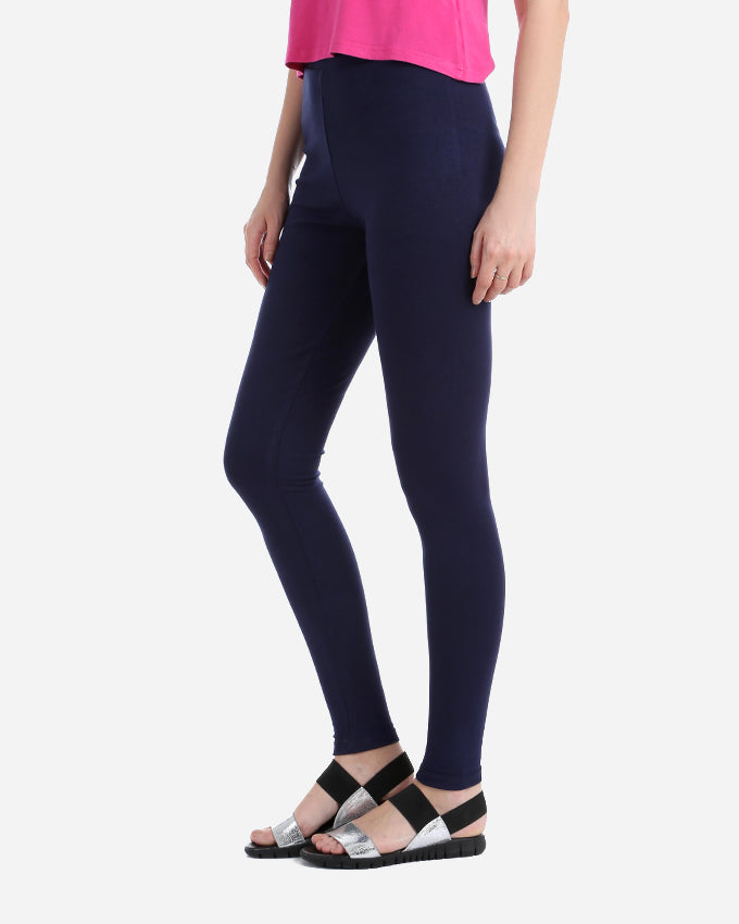 BASIC LONG LEGGING MADE FROM NATURAL RAYON AND LYCRA WITH AN ELASTIC WAIST FOR EXTRA COMFORT