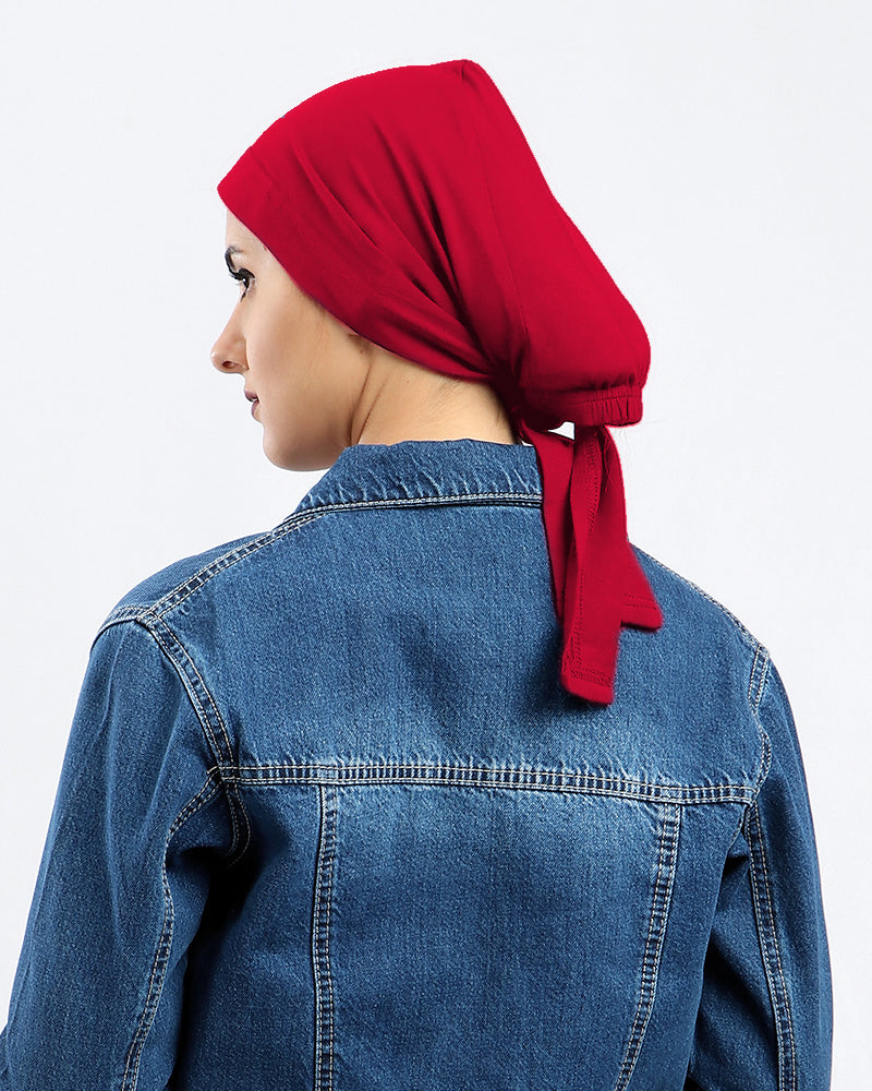 SPANISH BONNET MADE FROM NATURAL RAYON