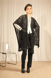 LIMITED EDITION: LUXURY LACE PONCHO RAPE