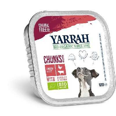 BARQ. BOEUF THYM POUR CHIENS 150G