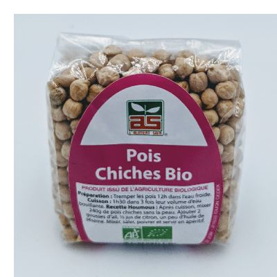 POIS CHICHES ASBIO 300G