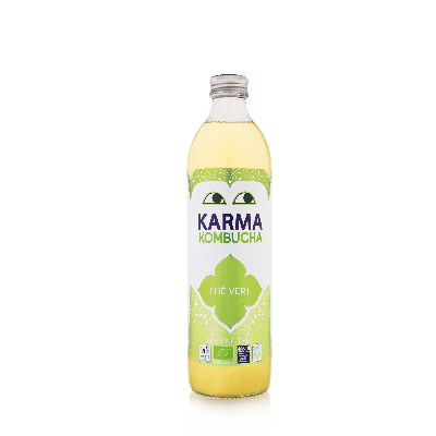 KOMBUCHA THE VERT NATURE 500ML