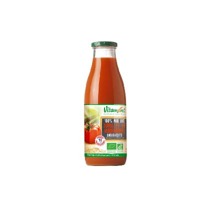 PUR JUS TOMATE MARMANDE S/SEL 75CL