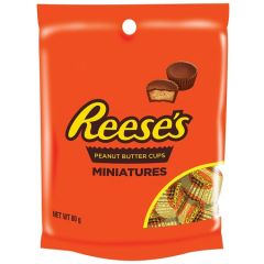 Reese's Mini Peanut Butter Cups 80g - First Class Learning Bradford