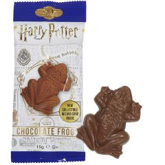 Harry Potter Milk Chocolate Frogs 15g - First Class Learning Bradford