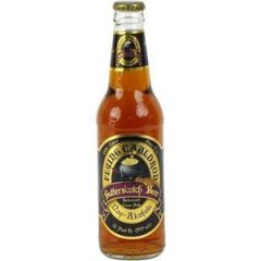 Reeds Virgil Flying Cauldron Butterscotch Beer 340ml - First Class Learning Bradford