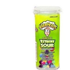 Warheads Mini Extreme Sour Hard Candy 49g - First Class Learning Bradford