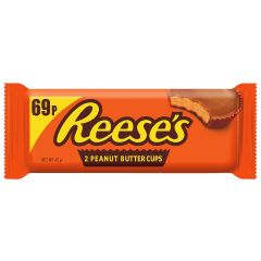 Reese's Peanut Butter Cups 69p PMP - First Class Learning Bradford