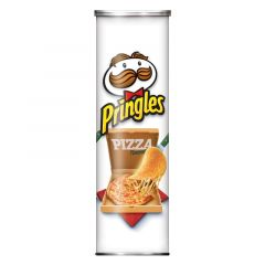 Pringles Pizza Flavour Potato Crisps 158g - First Class Learning Bradford