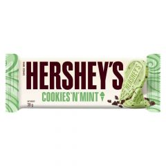 Hershey's Cookies 'N' Mint Bar 39g - First Class Learning Bradford
