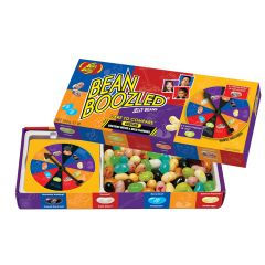 Jelly Belly Bean Boozled Jelly Beans Spinner Gift Box - First Class Learning Bradford