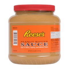 Reeses Peanut Butter Sauce 2.04kg - First Class Learning Bradford