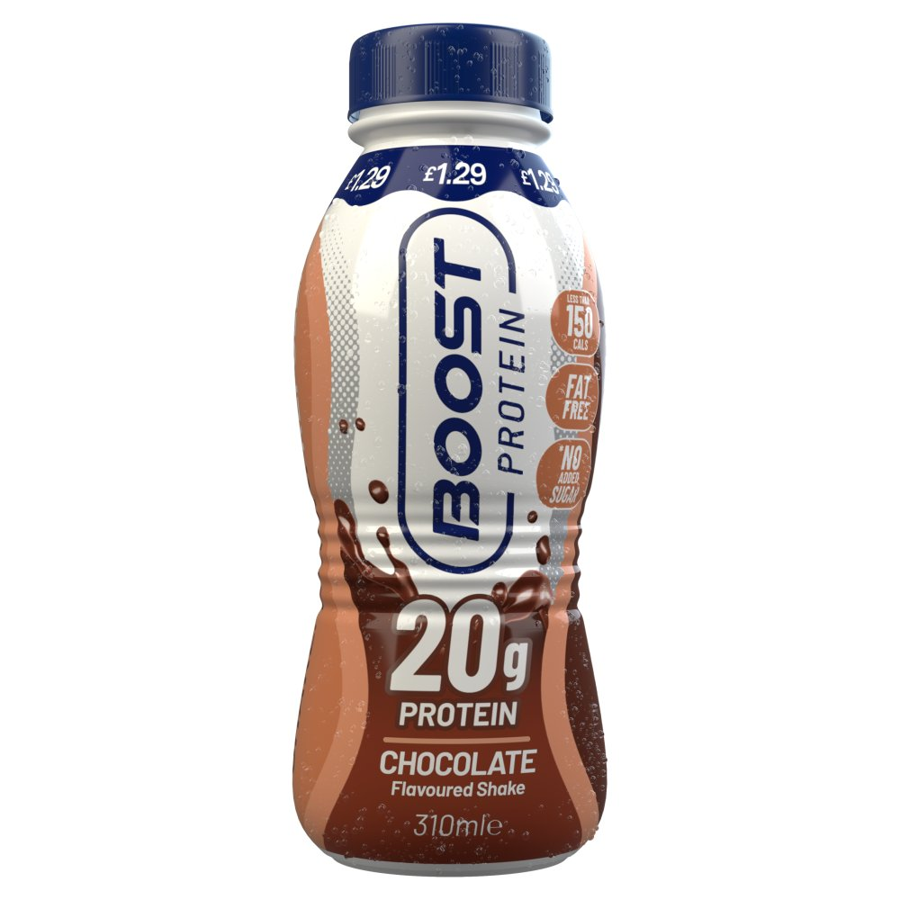 Boost Protein Chocolate Flavoured Shake 310ml