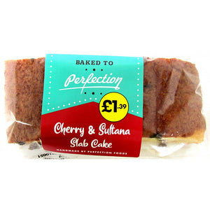 Cherry & Sultana Slab Cake PM £1.39