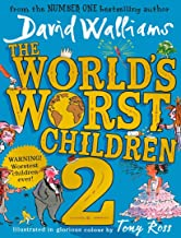 The World's Worst Children 2 by David Walliams and Tony Ross - First Class Learning Bradford