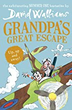 Grandpa's Great Escape Grandpa's Great Escape by David Walliams - First Class Learning Bradford