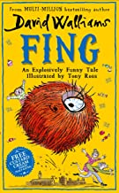 Fing by David Walliams and Tony Ross - First Class Learning Bradford