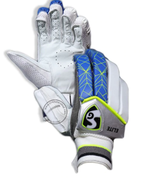 SG Elite Cricket Batting Gloves Mens Size