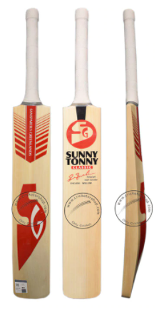 SG Sunny Tonny Classic English Willow Cricket Bat Size SH