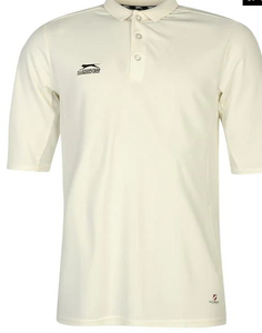 Slazenger Three Quarter Cricket Shirt Mens