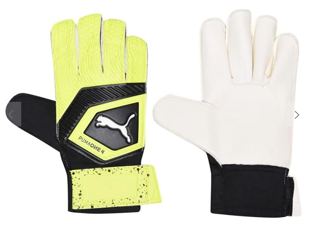 Puma One 4 Goalkeeper Gloves Junior Boys