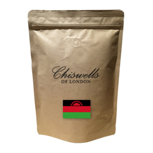 Malawi AAA Mzuzu Ground Coffee (250g)-Chiswell's of London - First Class Learning Bradford