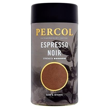 Percol Espresso Noir Instant Coffee (100g) - First Class Learning Bradford
