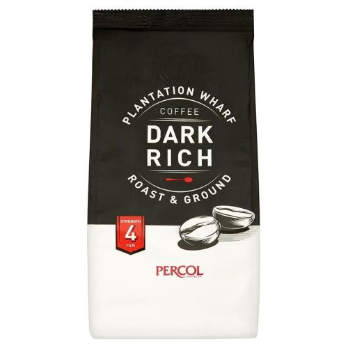 Percol Plantation Wharf Dark Ground Coffee (150g) - First Class Learning Bradford