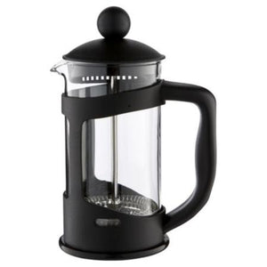 Black Glass Cafetiere (2 Cup) - First Class Learning Bradford