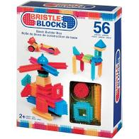 Bristle Blocks Construction 56 piece set - First Class Learning Bradford