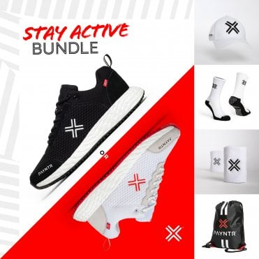 Bodyline Stay Active Trainer Bundle (Adults)
