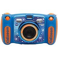 VTech Kidizoom Duo Camera 5.0|Digital Camera For Children |Electronic Toy Camera |Photos - First Class Learning Bradford