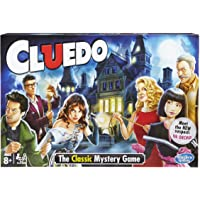 Hasbro Gaming Cluedo the Classic Mystery Board Game - First Class Learning Bradford