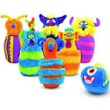 Melissa and Doug Monster Bowling - First Class Learning Bradford