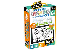 Step by Step Drawing School - First Class Learning Bradford