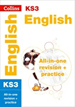 KS3 English All-in-One Complete Revision and Practice: Prepare for Secondary School (Collins KS3 Revision) - First Class Learning Bradford
