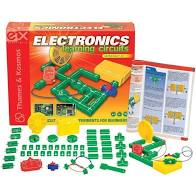 Thames and Kosmos Electronics Learning Circuits - First Class Learning Bradford