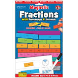 Fiesta Crafts Magnetic Learning Activities Fractions - First Class Learning Bradford