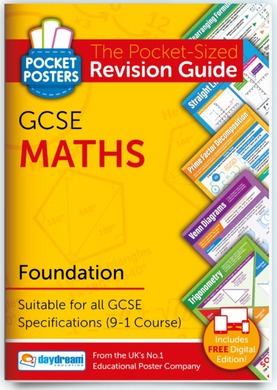GCSE MATHS POCKET SIZED GUIDE - First Class Learning Bradford