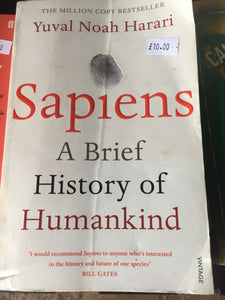 Sapiens - First Class Learning Bradford