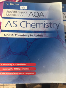 Chemistry AQA unit 2 - First Class Learning Bradford