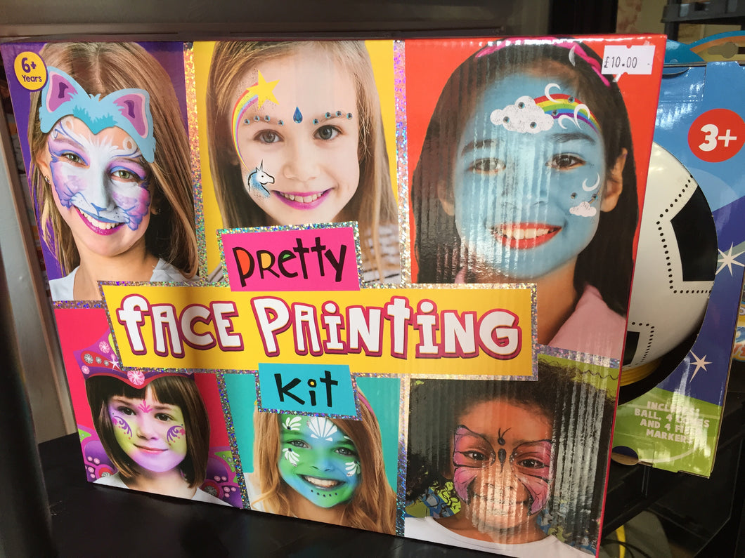 Face Painting - First Class Learning Bradford